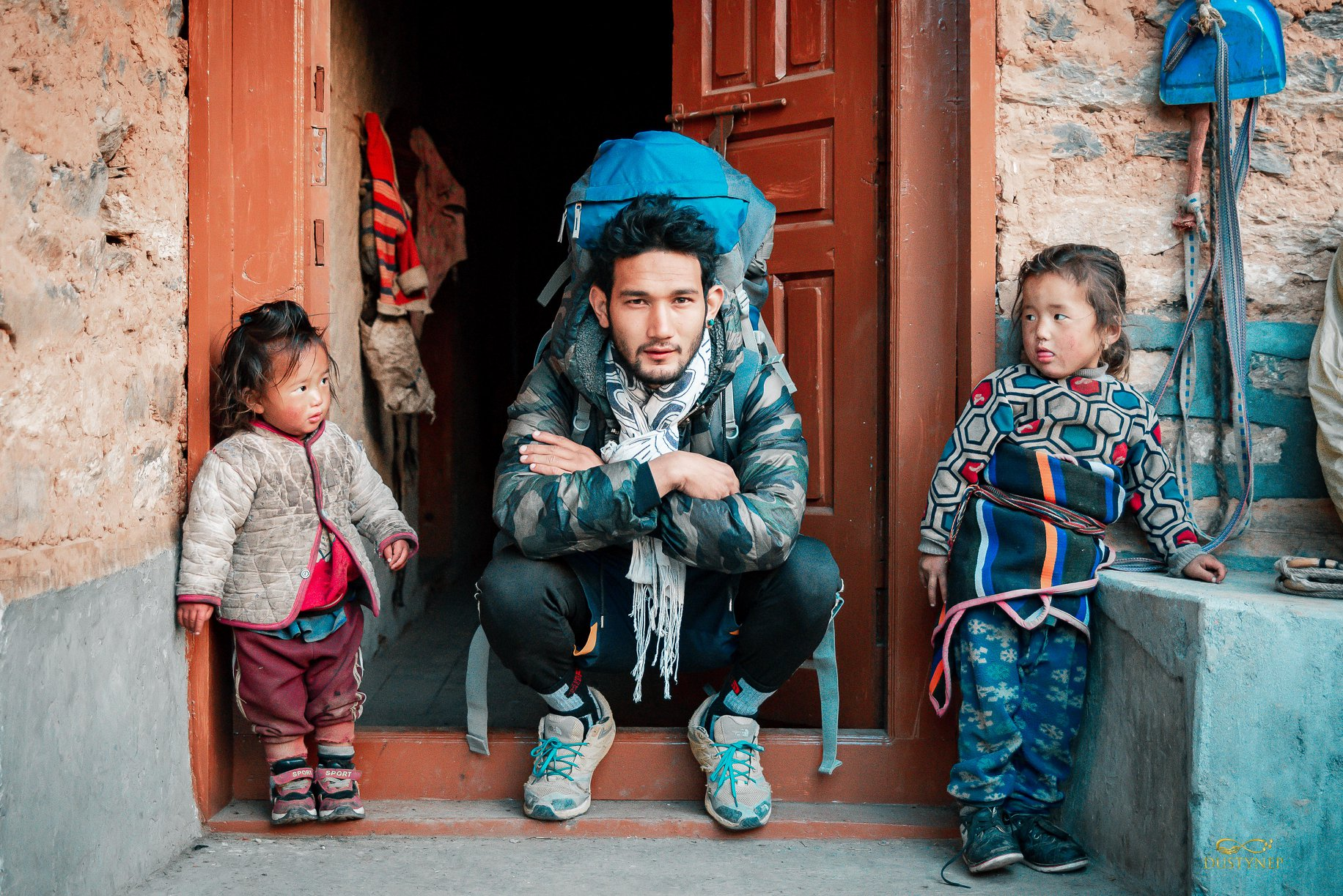 Phoksundo Kids